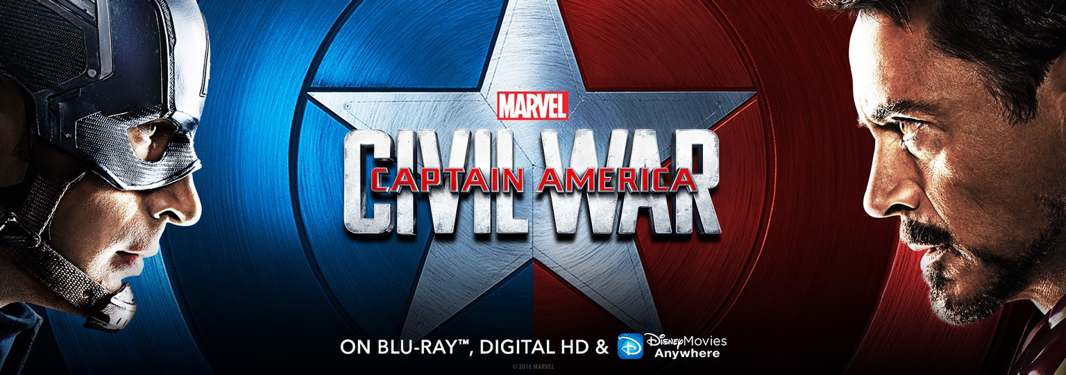 Flex Hero - Captain America: Civil War - In Home