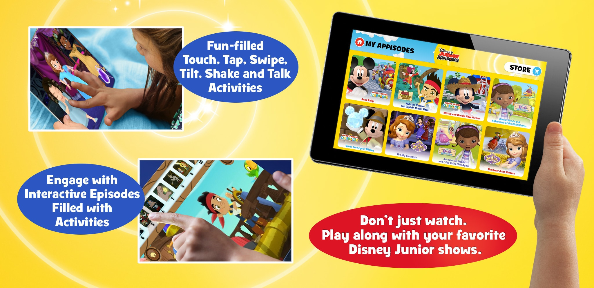 appisodes | disney junior for grown-ups