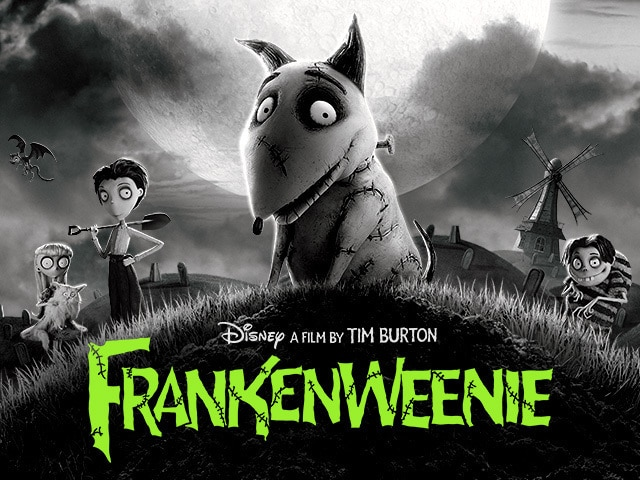 Resultado de imagem para Frankenweenie