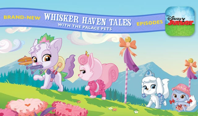 Whisker Haven Tales With The Palace Pets Disney Characters