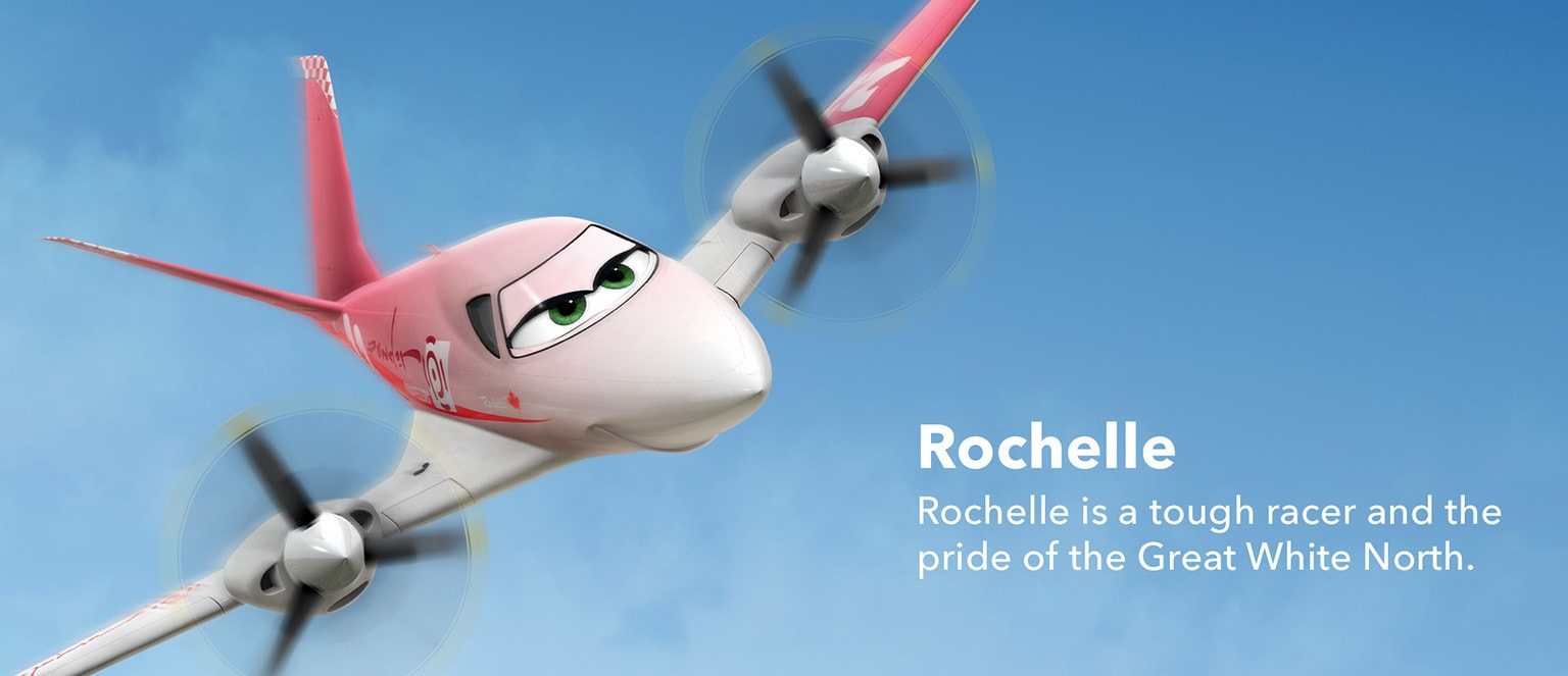 Planes - Character - Rochelle