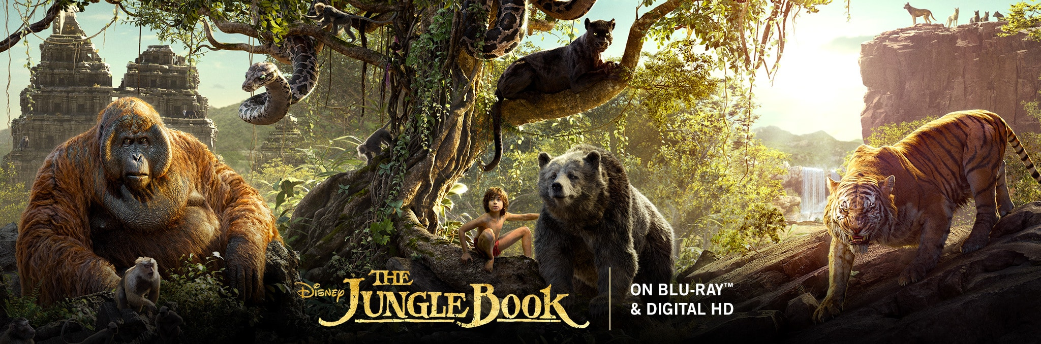The Jungle Book Official Hindi Trailer 2
