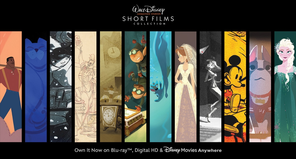 Walt Disney Animation Studios Short Films Collection | Disney Movies