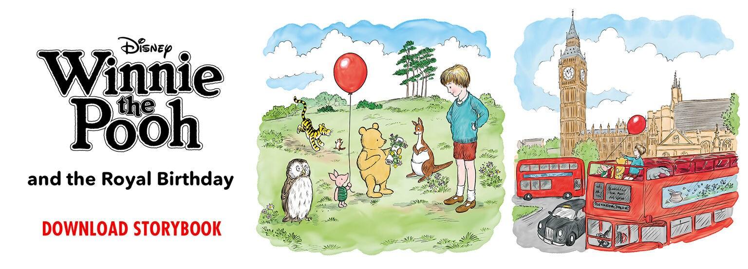 winnie the pooh pals disney