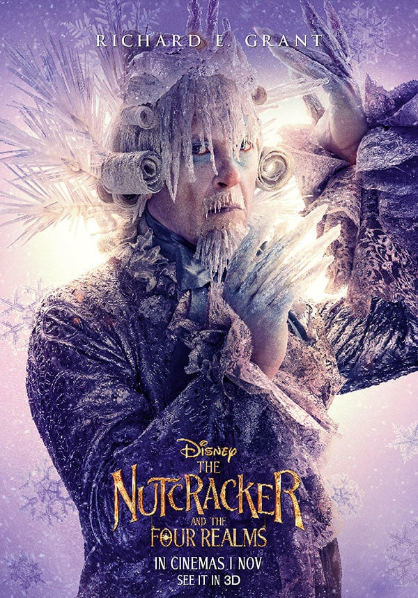 The Nutcracker and the Four Realms - Richard Grant