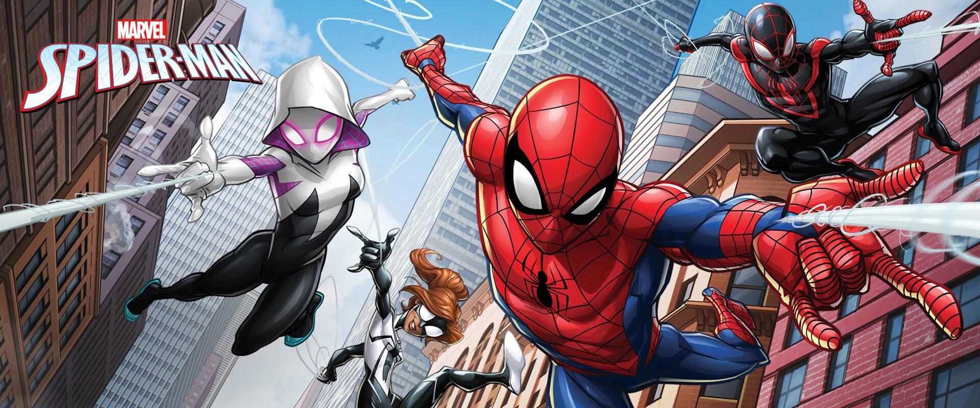 Marvel's Spider-Man - Season 2 - Flex-Content Hero Object - video