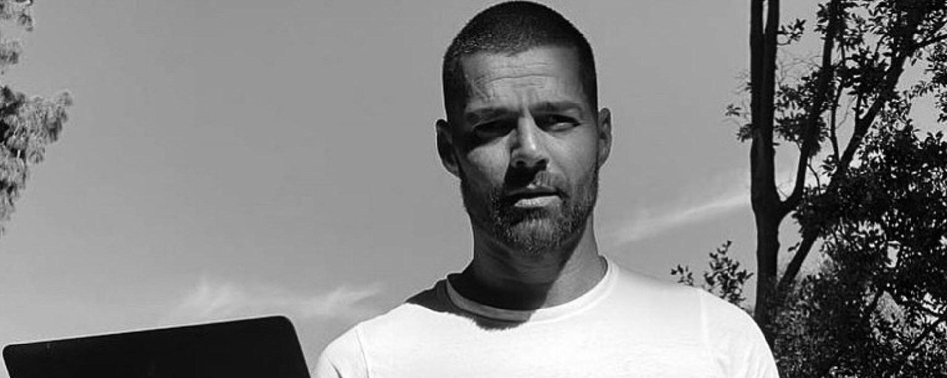"""Ricky Martin sorprendió a sus fans con el lanzamiento de """"Pausa"""""""