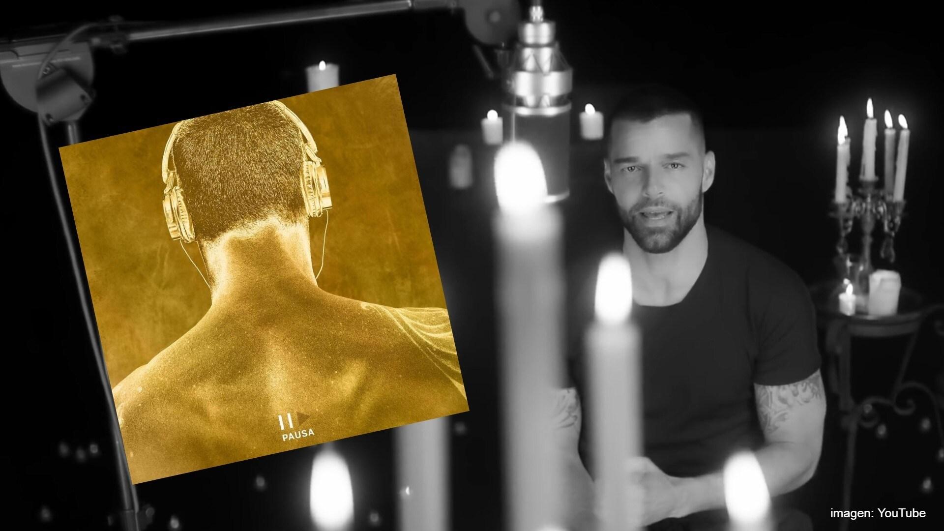 Ricky Martin lanzó innovadora versión de su última producción