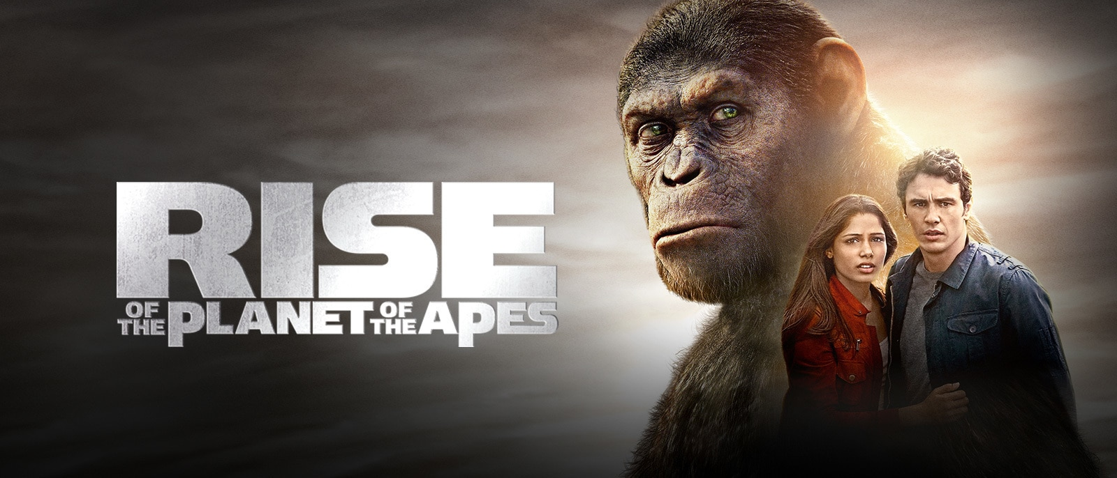Rise of the Planet of the Apes Hero