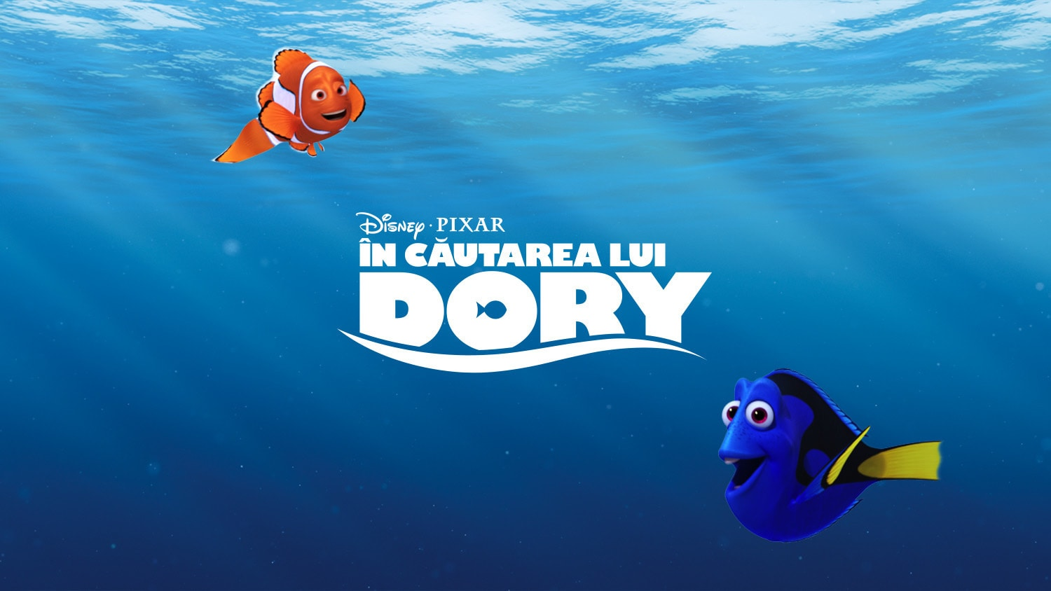 Finding Dory (Phase 1) Video Flex Hero