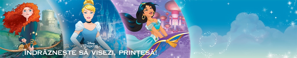 Game Player Page Hero Short - Disney Princess Videos