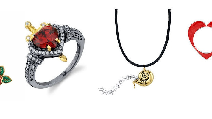 Showcase Your Wicked Fashion With the Disney X RockLove Villains Jewelry Collection