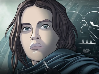 New Rogue One Graphic Novel Adaptation Coming from IDW