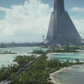 Where in the Galaxy Are the Worlds of Rogue One?