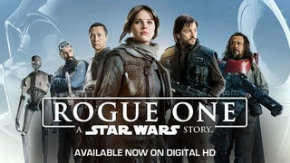 Own a copy of Rogue One: A Star Wars Story! Now on Digital HD