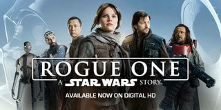 Own a copy of Rogue One: A Star Wars Story! 24 March on Digital HD