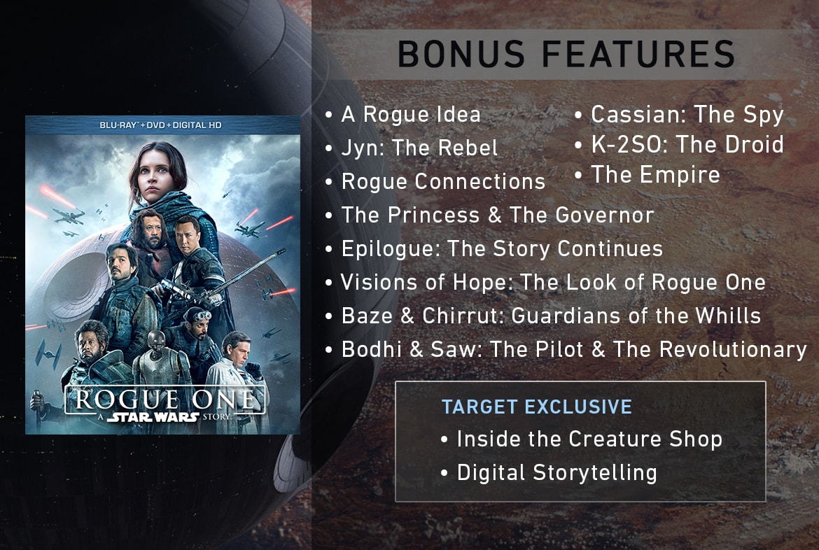 Rogue One: A Star Wars Story Official Site | StarWars com