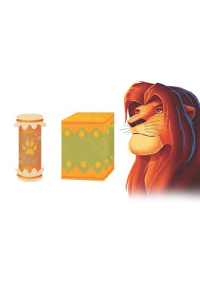 Les Maracas de Simba