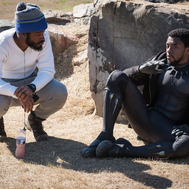 8 Things We Learned When We Visited the Set of Marvel Studios' Black Panther, Plus a New Scene