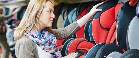 Siete pautas para elegir la silla de coche para el bebé