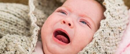 Como calmar el llanto del bebé
