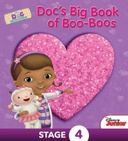 Doc McStuffins: Docs Big Book of Boo-Boos