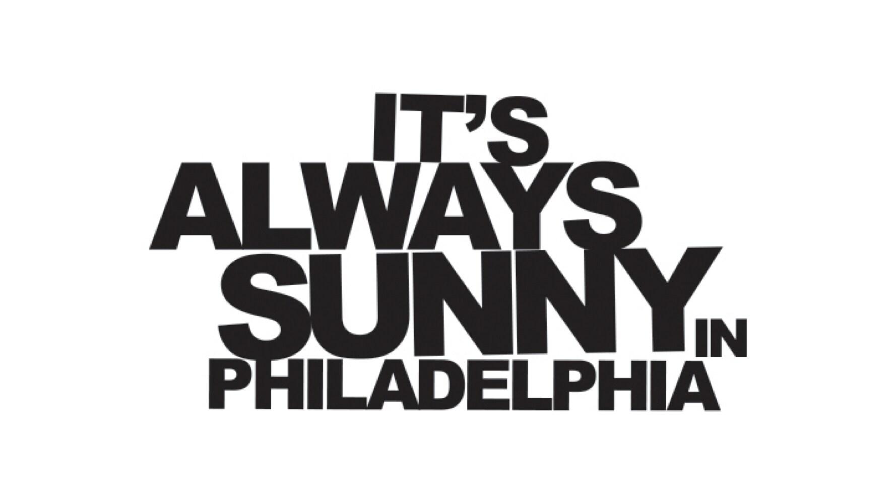 It's Always Sunny in Philadelphia Logo