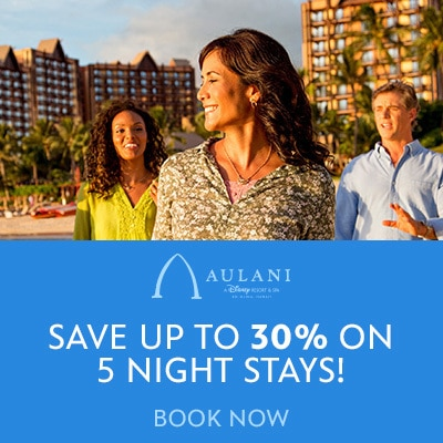 Save Up to 30% on 5-Night Fall Stays!