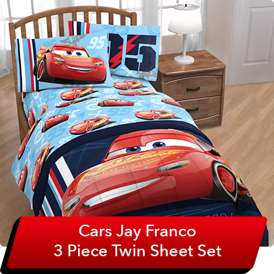 LMQ Day Sweepstakes - Jay Franco Sheets