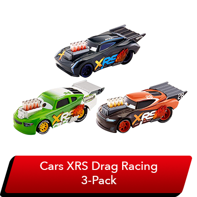 LMQ Day Sweepstakes - Drag Racing 3-pack