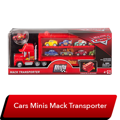 LMQ Day Sweepstakes - Minis Mack Transporter