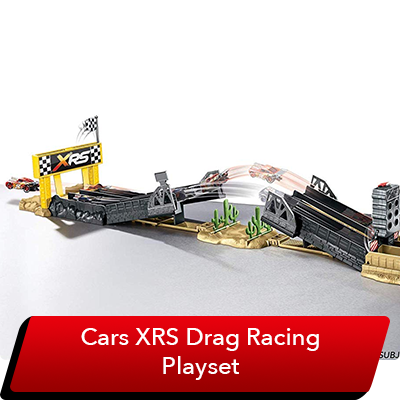 LMQ Day Sweepstakes - Drag Racing Playset