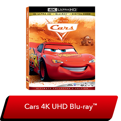 LMQ Day Sweepstakes - Cars 4K UHD