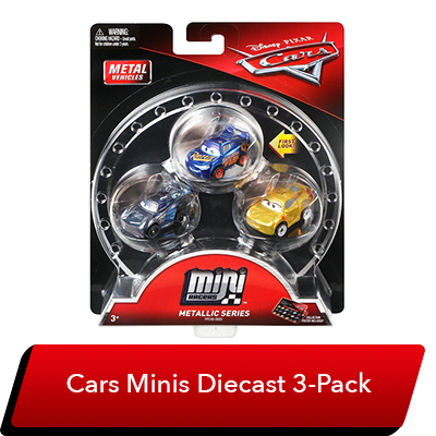 LMQ Day Sweepstakes - Minis Diecast 3-pack