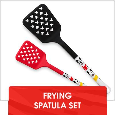 Hero Stream - Disney Eats - Frying Spatula Set