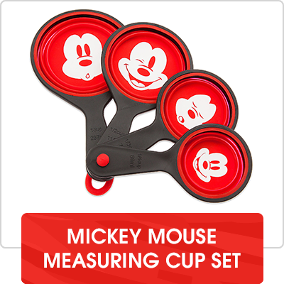 Hero Stream - Disney Eats - Measuring Cup Set