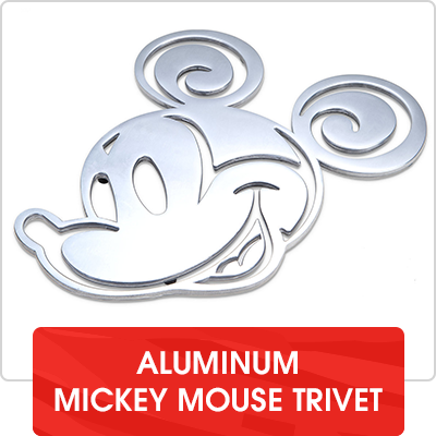 Hero Stream - Disney Eats - Mickey Mouse Trivet