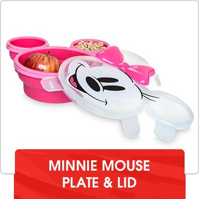 Hero Stream - Disney Eats - Plate and Lid