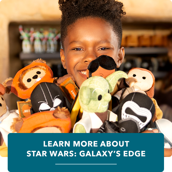 Star Wars Galaxy's Edge information