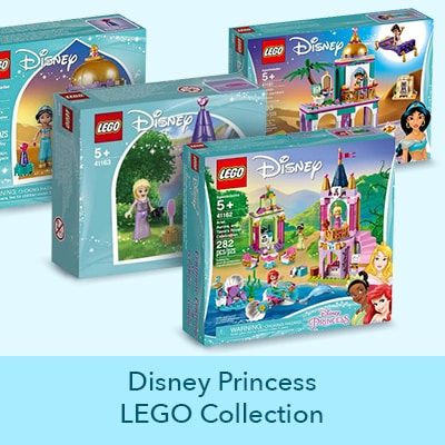 Disney Princess Lego Collection