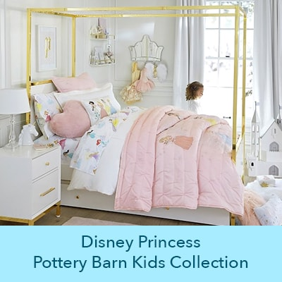 Disney Princess Pottery Barn Kids Collection