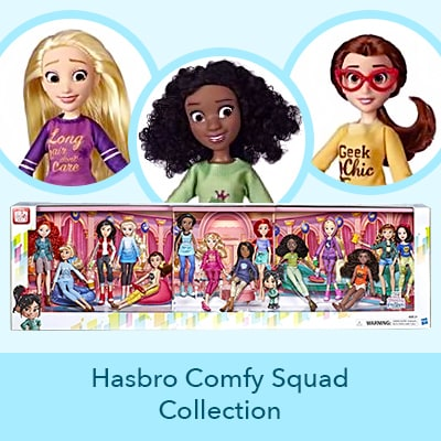 Hasbro Comfy Squad Collection