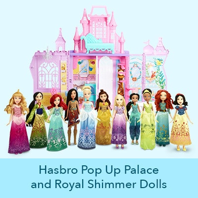 Pop-Up Palace and Royal Shimmer All 11 Collection