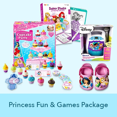 Princess Fun & Games Package