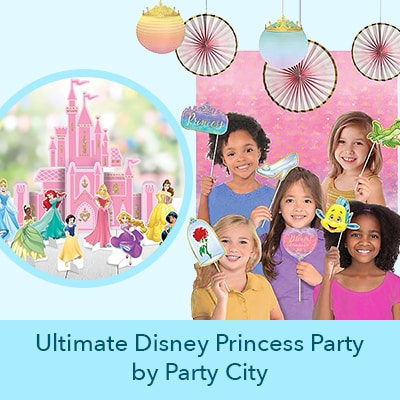 Ultimate Disney Princess Party by Party City