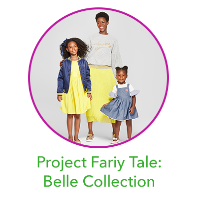 Project Fairy Tale - Belle Collection