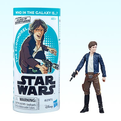 Han Solo Action Figure