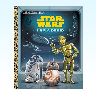 I Am a Droid Golden Book