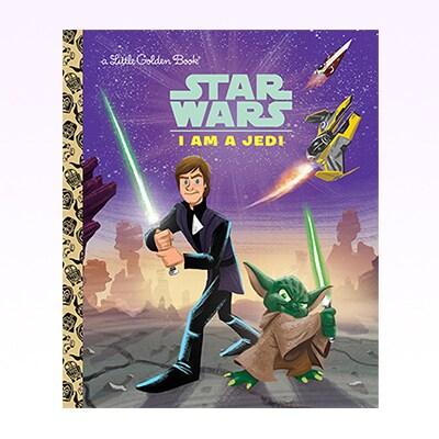 I Am a Jedi Golden Book