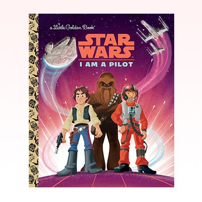 I Am a Pilot Golden Book